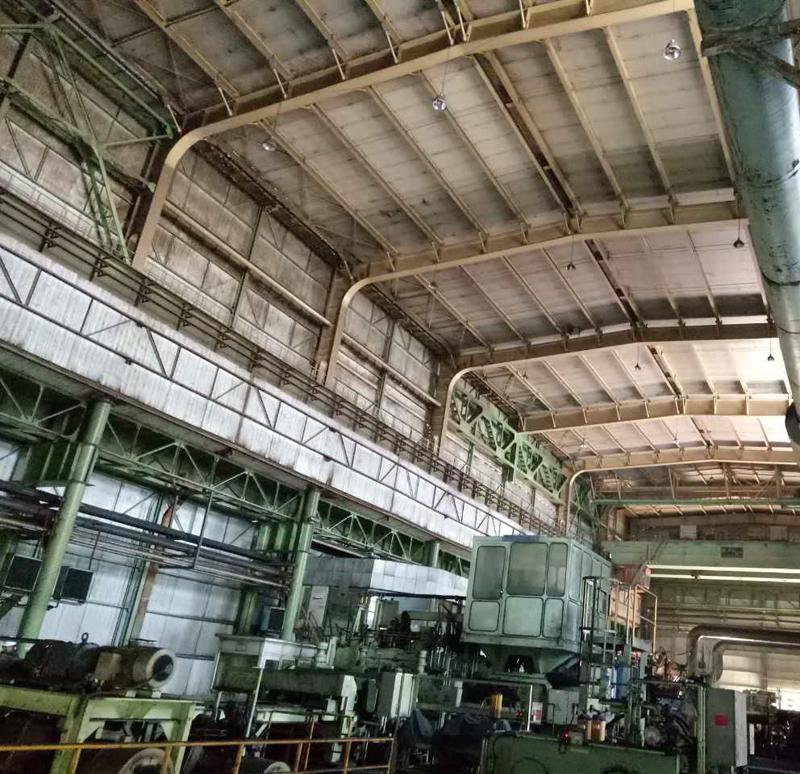 轧钢 厂房